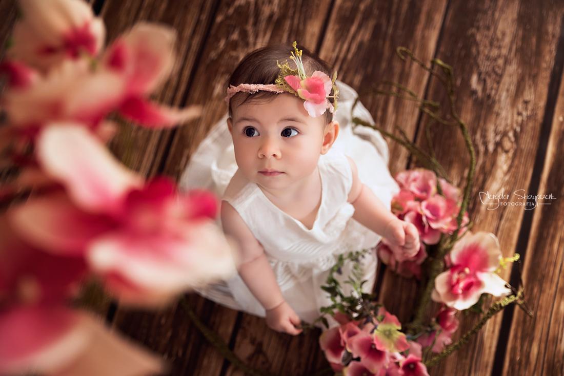fotograf niemowlęcy warszawa