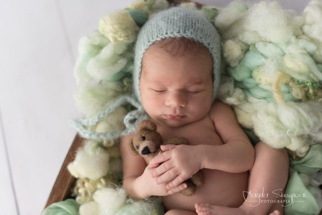 zdjęcia noworodkowe warszawa